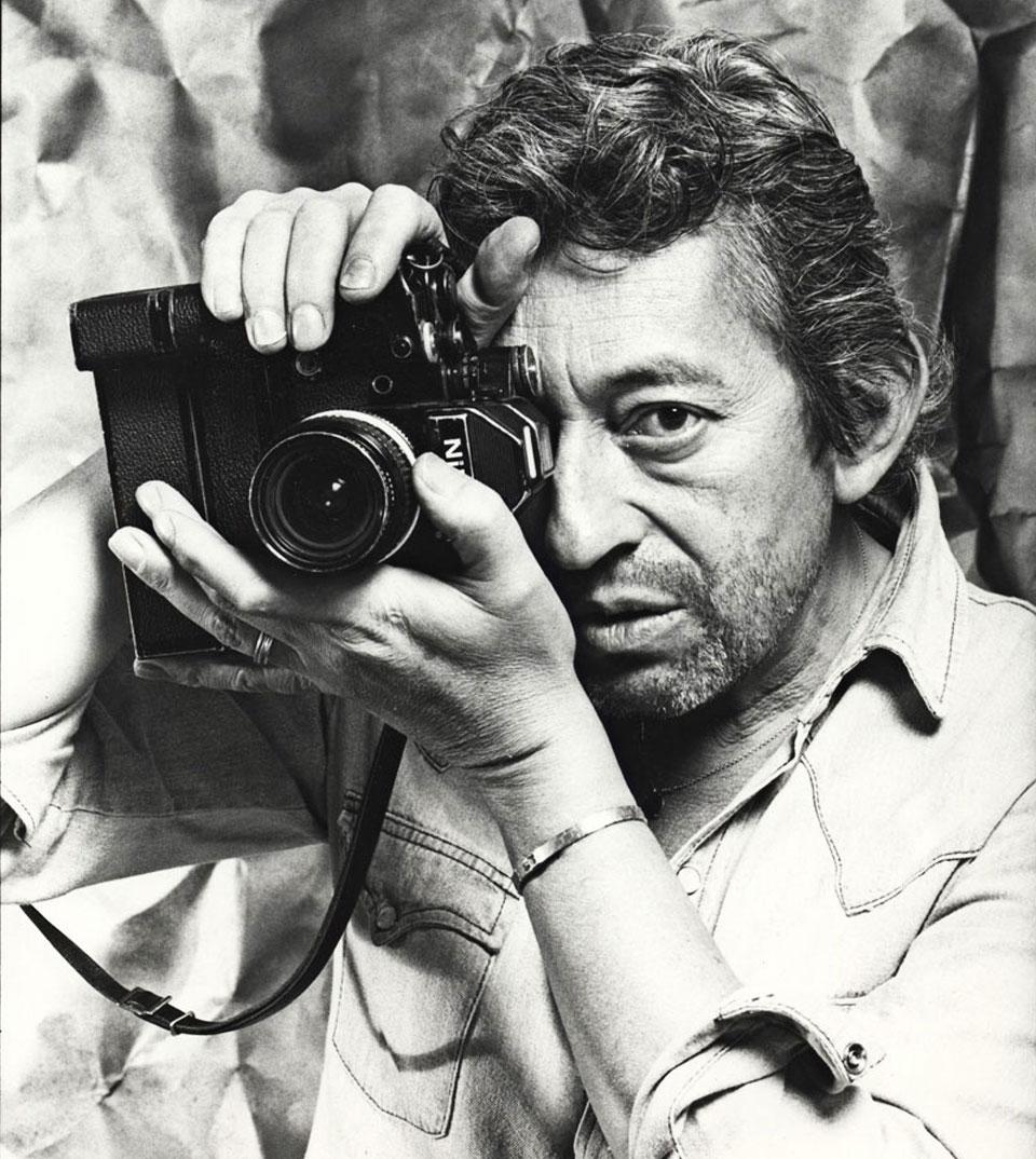 Hommage à Serge Gainsbourg  pour le 30ème anniversaire de sa mort